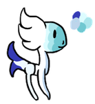 1 Pt SB ~ Icey Guppy Pone ~ Open by lilacponylover125
