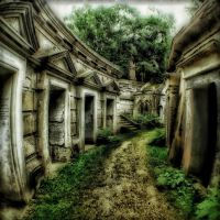 Highgate Cemetery London 11 by GraveQueen