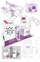 VAA - Exhibition Stand BTS 08 by hesir