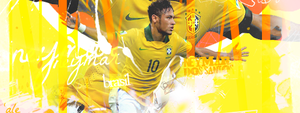 Neymar - Ale by SoccergraphicDEVIANT