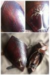 Bracers of Gondor by LauraTolton