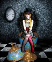 Rebelious Music Box Fairy by Blissful-Creations