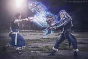Not Now - Caius Ballad Cosplay Final Fantasy LR by LeonChiroCosplayArt