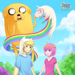 Adventure time by ragecndy