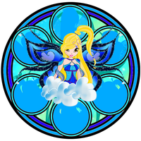 AT: Celeste Stained Glass by marylovebloom