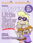 Maddie McKenszie: Most ANNOYING...eBook ON SALE! by ronaldhennessy