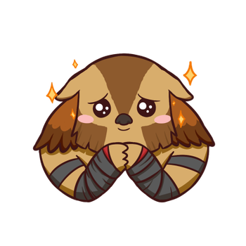 Dota2 Sticker - Earthshaker by chroneco