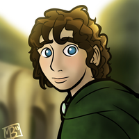 Frodo Turned by themollyb