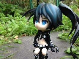 Perfect - Black Rock Shooter by Odessa-Himijo