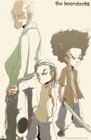 The Boondocks -Puto- by DonPapi