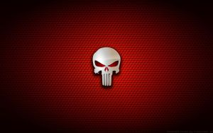Wallpaper - Punisher '2004 Movie Poster' Logo by Kalangozilla