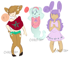 sketch adopts (closed) by KumaBun