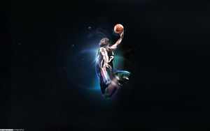 dwayne wade by Punkgraphics