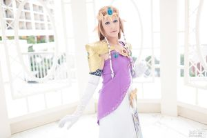 Zelda - Almost Dancing by CrystalPanda