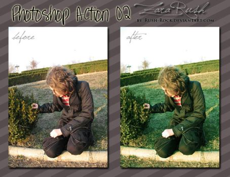 Photoshop Action 01 by rush-rock