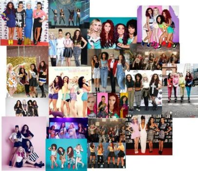 Little MIx collection by slipknot012345678