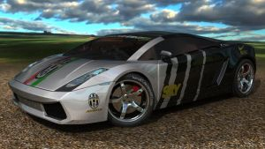 Gallardo Juventus by heru87