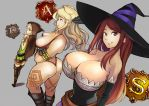 Dragon's Crown Girls by tohofrog