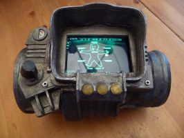 Pip Boy iPhone 1 by chanced1