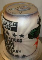 21st Amendment Brewery Cake 3 by Kahlan4