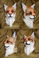 Fedorath Lynx head by temperance