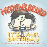 Merlin's Beard by hooraylorraine