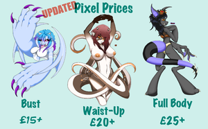 [UPDATED] Pixel Price List and Info by Sigoogle