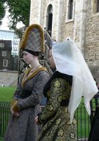 RESTRICTED Medieval Maidens by empty-paper-stock