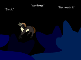 worthless by Avian1131