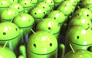 3D Android Wallpaper Crowd by HappyBlueFrog