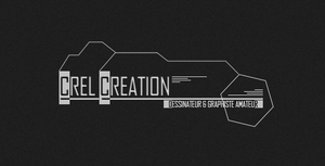 Crel Creation logo design by Crelcreation