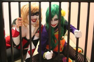Back in Arkham by RougeLeaderRed