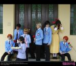 Ouran Boyband CD cover by OsirisMaru