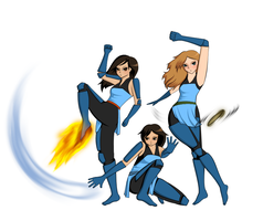 Team Sea Wolves by ibreakforvolleyball