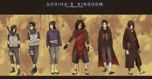 The Uchiha paradise by Km92