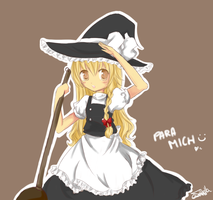 Marisa by criis-chan