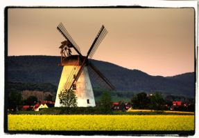 WestPhalica Windmill by HDRX