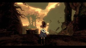 Alice the Madness Return Wallpaper: Scenery by CuteLittleSister