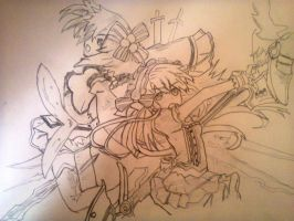 Fairy Fencer F by CFW-Judge