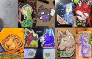 Furthemore commission collage by Crazdude