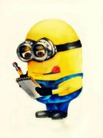 Minion by Alb-art