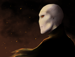 Voldemort. by Medenadragon