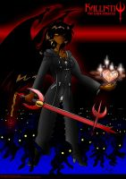 Kallisti and the Heartless by arconius
