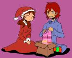 A Merry SoulSilver Christmas by JMeh