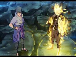 Naruto 673 - We will! by the103orjagrat