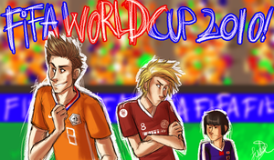 FIFA HUP HOLLAND HUP by Drasisicgon