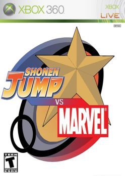 Shonen Jump Vs Marvel Xbox 360 by tetsigawind