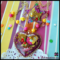 Sweets Bear Jewelry by BloodCross