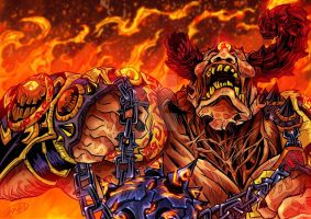 Cyclope from hell by eldeivi