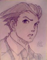 phoenix wright by reijr